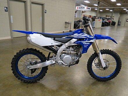 2018 Yamaha YZ450F for sale 200595997