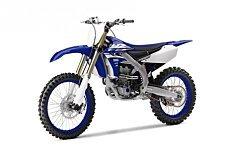 2018 Yamaha YZ450F for sale 200605725