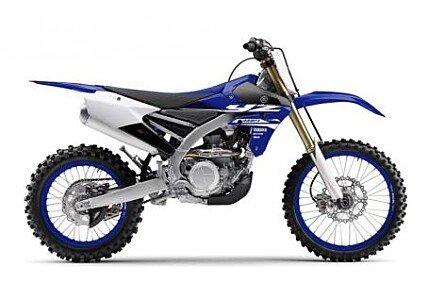 2018 Yamaha YZ450F for sale 200630955