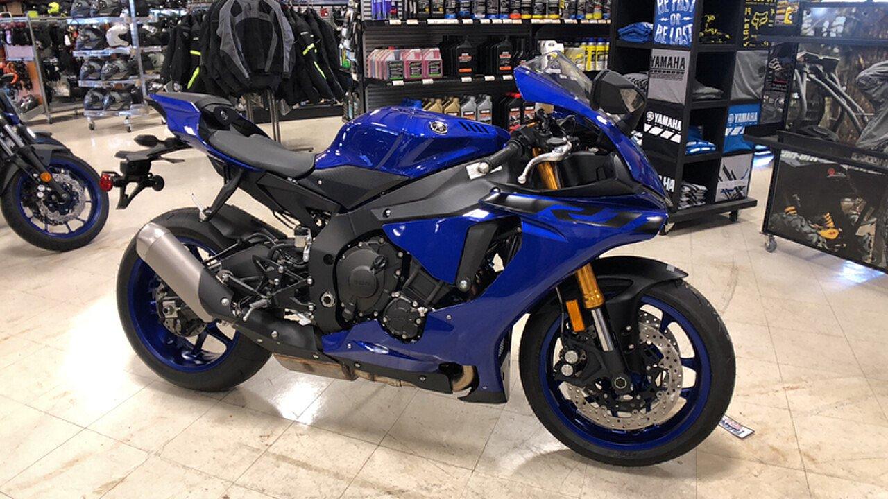 2018 Yamaha YZF-R1 for sale 200593507