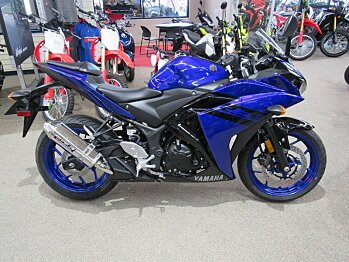 2018 Yamaha YZF-R3 for sale 200597343