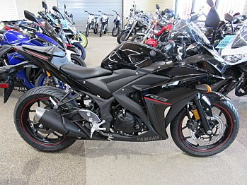 2018 Yamaha YZF-R3 for sale 200604984