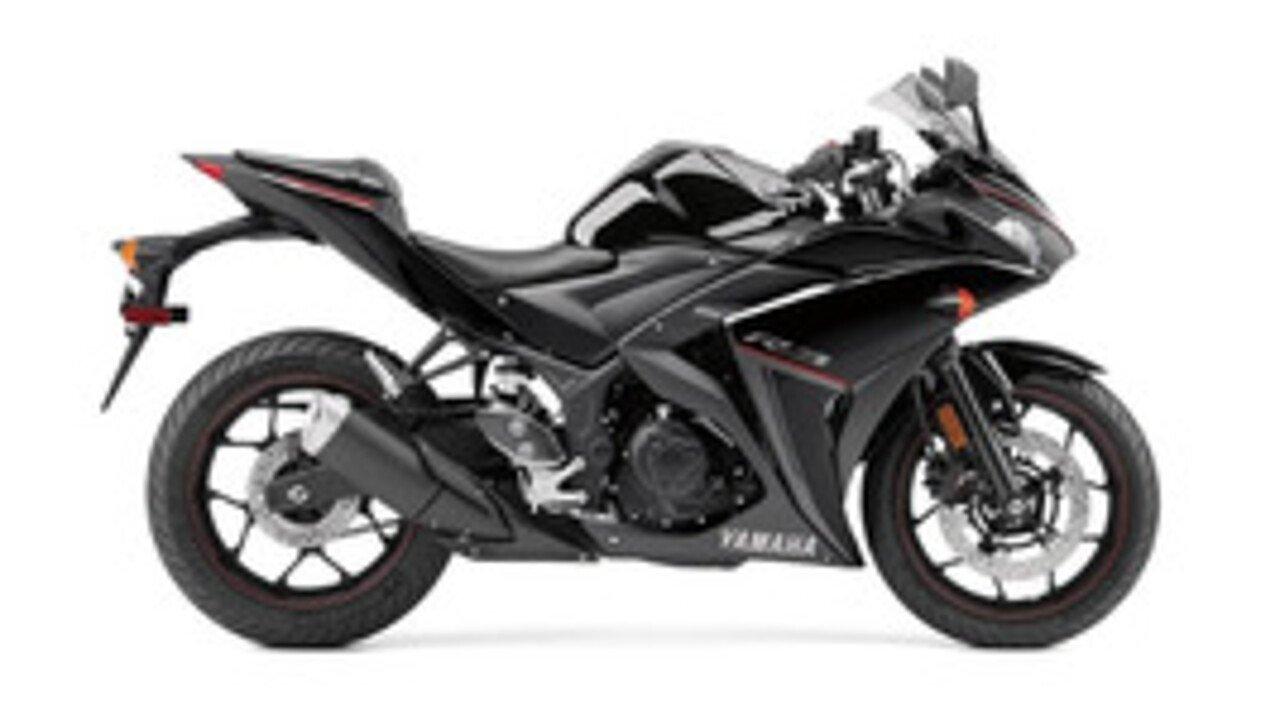 2018 Yamaha YZF-R3 for sale 200609747