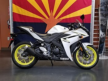 2018 Yamaha YZF-R3 for sale 200613264