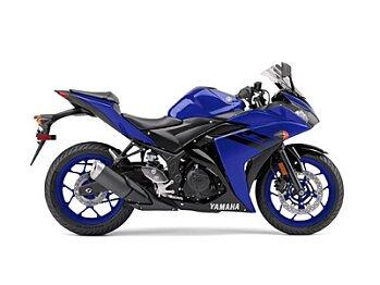 2018 Yamaha YZF-R3 for sale 200617461