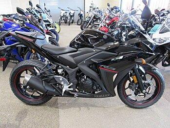 2018 Yamaha YZF-R3 for sale 200623155