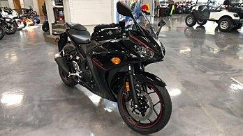 2018 Yamaha YZF-R3 for sale 200627671