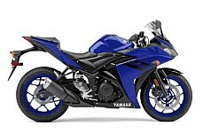 2018 Yamaha YZF-R3 for sale 200548434