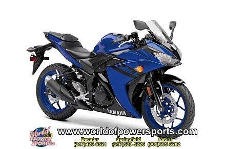 2018 Yamaha YZF-R3 for sale 200637065