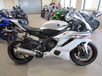 2018 Yamaha YZF-R6 for sale 200535100