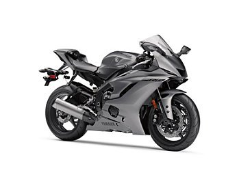 2017 yamaha yzf r6 for sale near fresno california 93710 motorcycles on autotrader. Black Bedroom Furniture Sets. Home Design Ideas