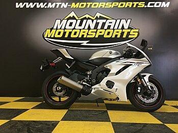 2018 Yamaha YZF-R6 for sale 200556339