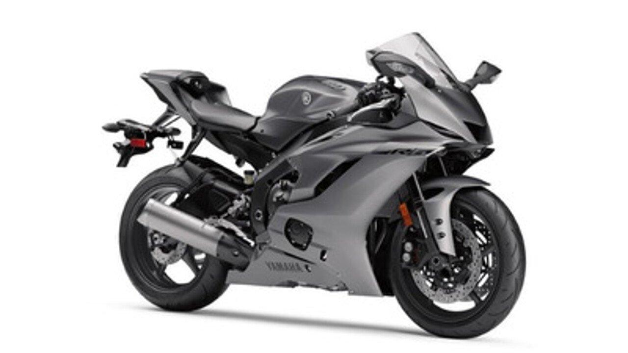 2018 Yamaha YZF-R6 for sale 200569024