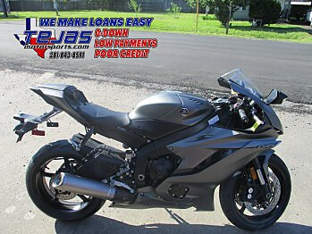 2018 Yamaha YZF-R6 for sale 200584537