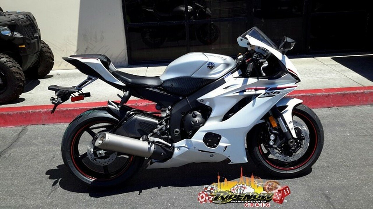 2018 Yamaha YZF-R6 for sale 200588085