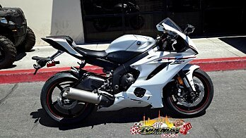 2018 Yamaha YZF-R6 for sale 200591304