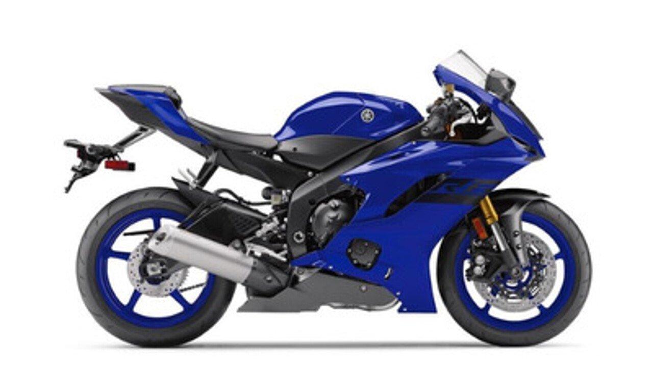 2018 Yamaha YZF-R6 for sale 200593566
