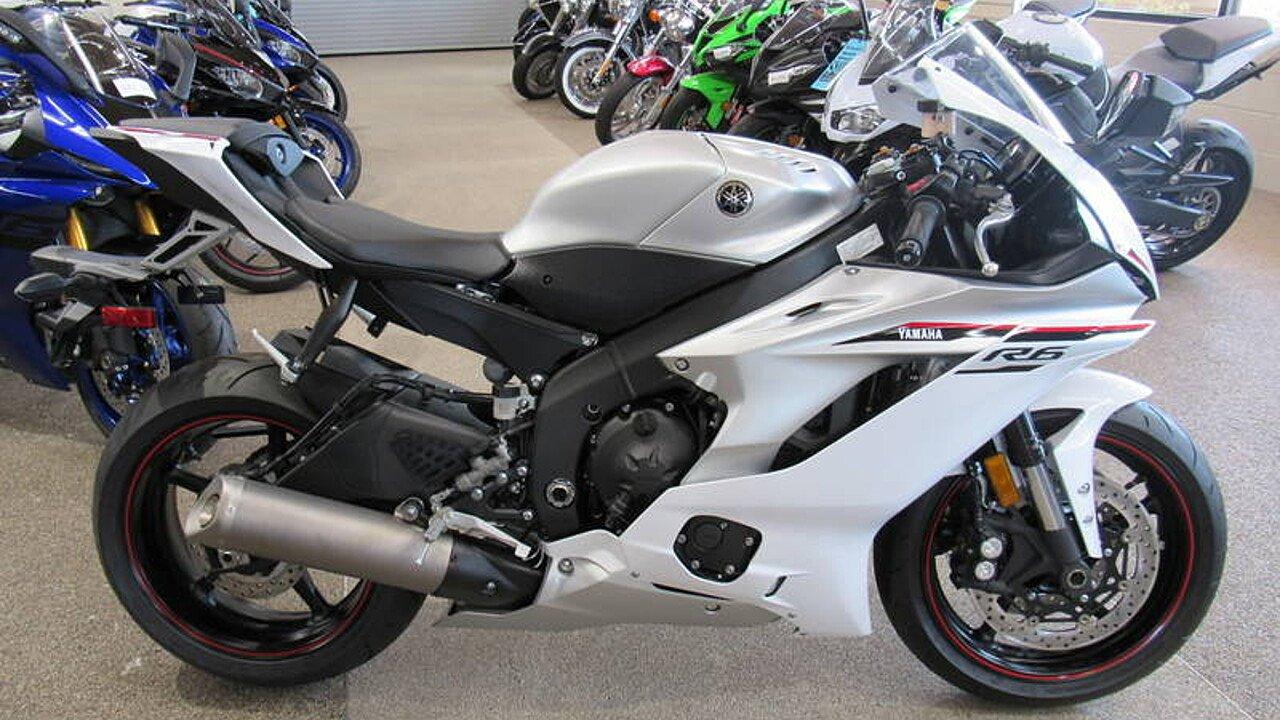 2018 Yamaha YZF-R6 for sale 200598150