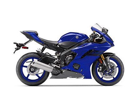 2018 Yamaha YZF-R6 for sale 200593566