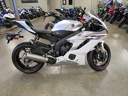2018 Yamaha YZF-R6 for sale 200596076