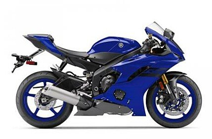 2018 Yamaha YZF-R6 for sale 200604013