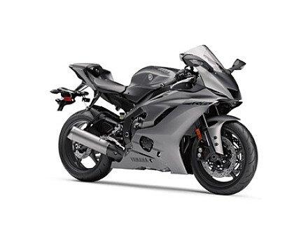 2018 Yamaha YZF-R6 for sale 200604349