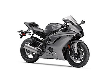 2018 Yamaha YZF-R6 for sale 200621907