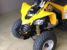 2018 can-am DS 250 for sale 200621492