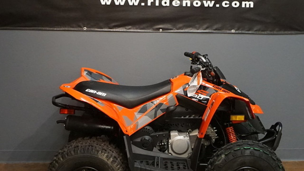 2018 can-am DS 90 for sale 200565015