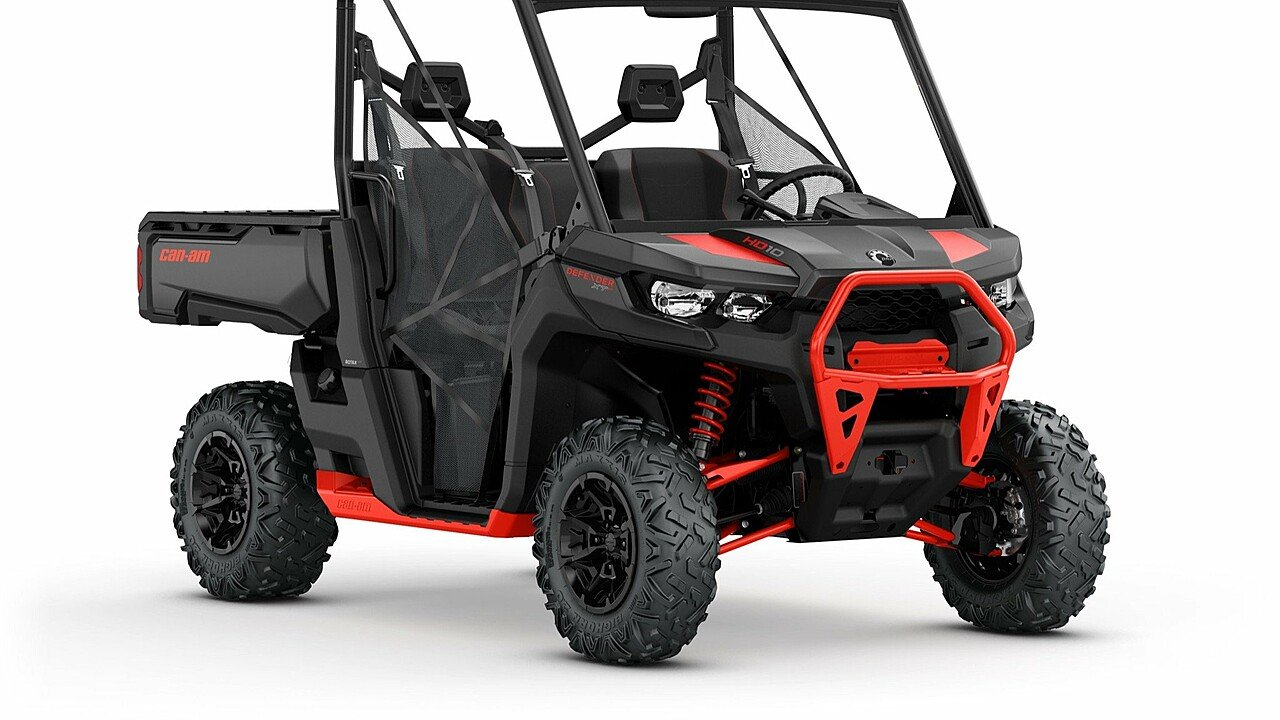 2018 can-am Defender for sale 200499656
