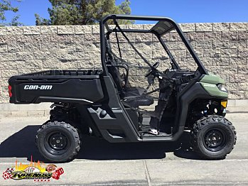 2018 can-am Defender for sale 200529007