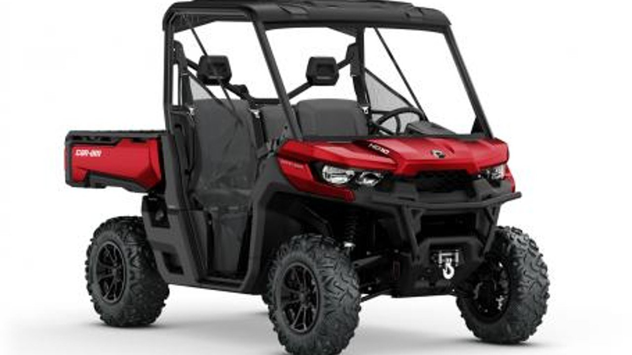 2018 can-am Defender HD10 for sale 200531876
