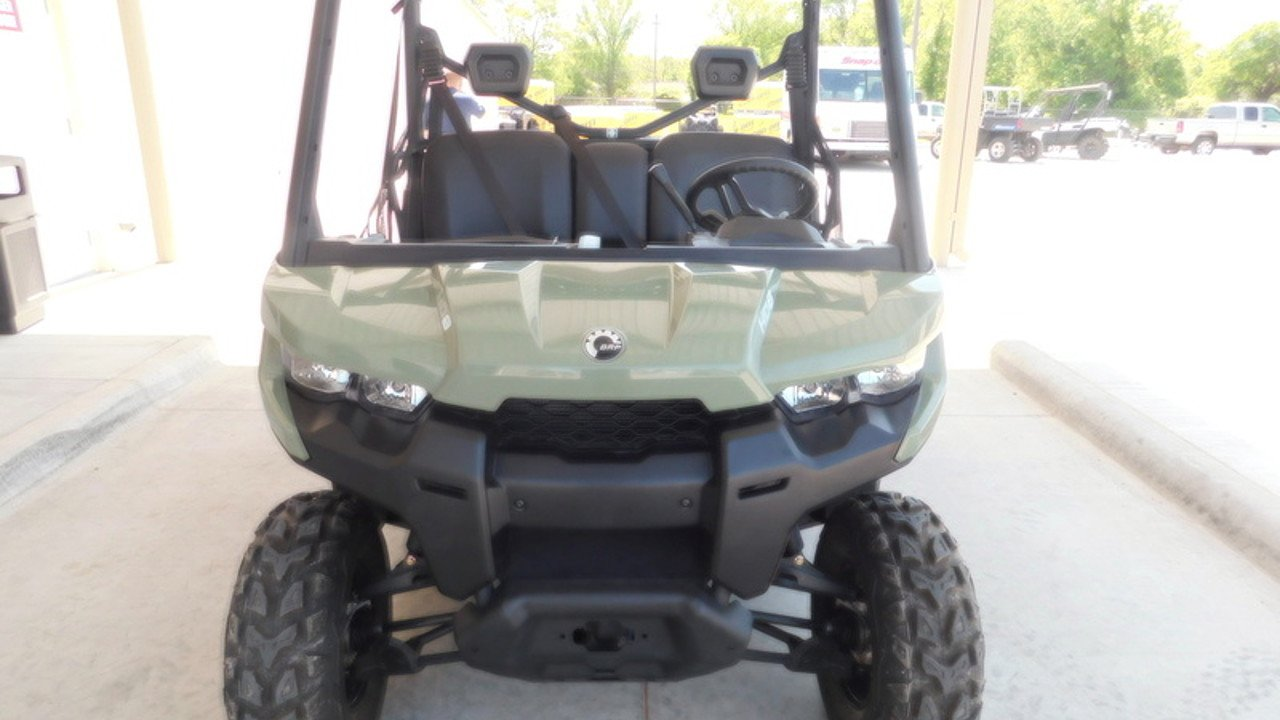 2018 can-am Defender for sale 200564735