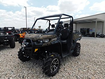 2018 can-am Defender X MR HD10 for sale 200602963