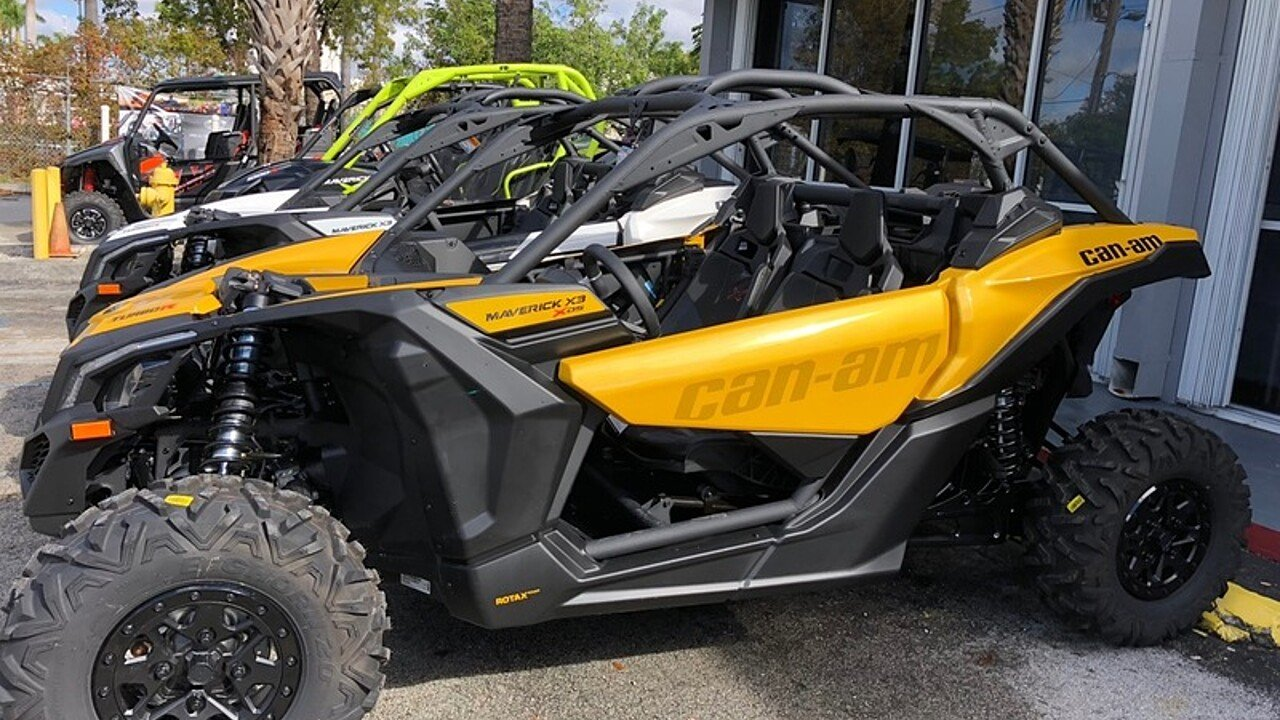 2018 can-am Maverick 900 X3 for sale 200490416