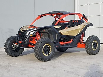 2018 can-am Maverick 900 X3 X rs Turbo R for sale 200508004