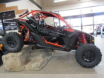 2018 can-am Maverick 900 X3 X rs Turbo R for sale 200559454