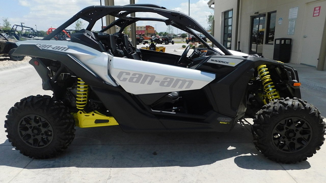 2018 can-am Maverick 900 X3 for sale 200564651