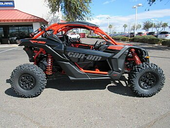 2018 can-am Maverick 900 X3 X rs Turbo R for sale 200576003