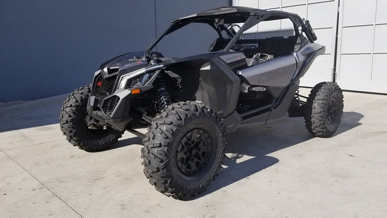 2018 can-am Maverick 900 X3 X rs Turbo R for sale 200590528