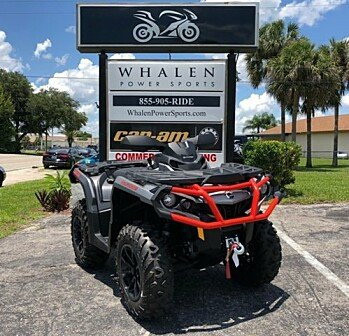 2018 can-am Outlander 1000R for sale 200598807