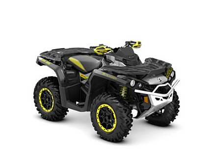 2018 can-am Outlander 1000R for sale 200506996
