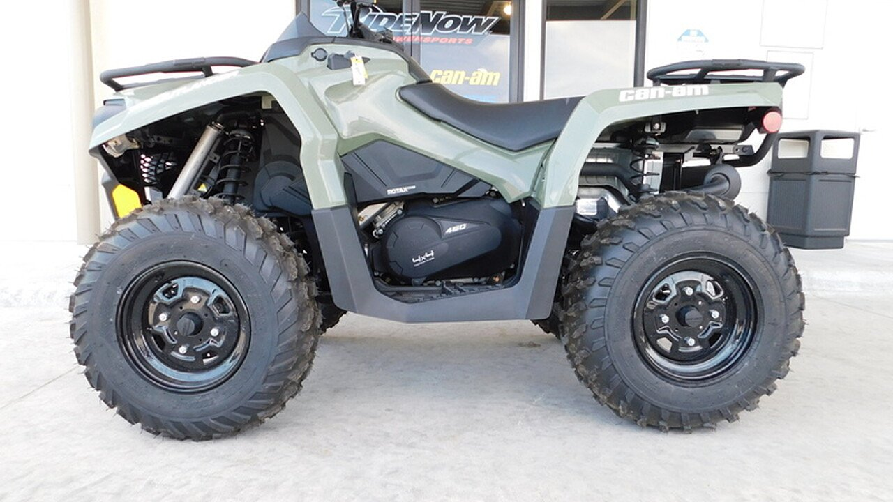 2018 can-am Outlander 450 for sale 200564707