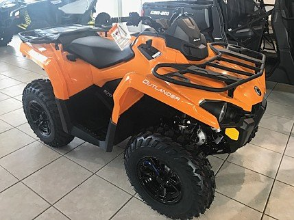 2018 can-am Outlander 570 for sale 200600169