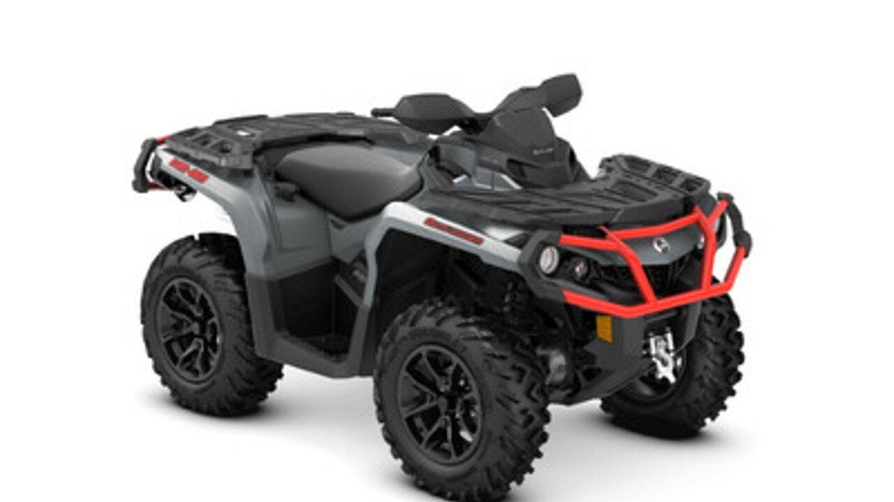 2018 can-am Outlander 650 for sale 200591634