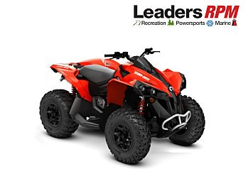 2018 can-am Renegade 850 for sale 200511324