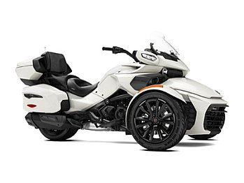 2018 can-am Spyder F3 for sale 200533001