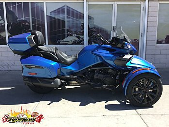 2018 can-am Spyder F3 for sale 200539379