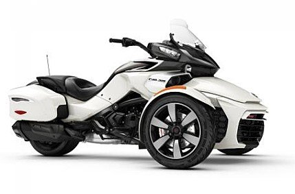 2018 can-am Spyder F3 for sale 200542396