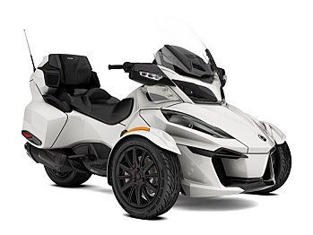 2018 can-am Spyder RT for sale 200565166